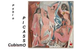 CUBISMO - PABLO PICASSO