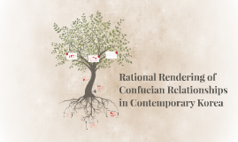 Rational Rendering of Confucian Relationships in Contemporar
