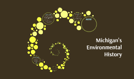 Michigan's Environmental History