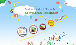 Copy of Técnicas e instrumentos de evaluación