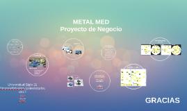 METAL MED  EU 2017