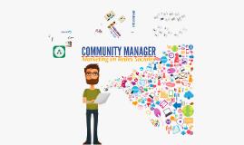 Community Manager - Manejo de Redes Sociales