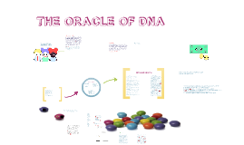 The Oracle of DNA