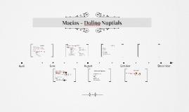 Macias - Dolino Nuptials
