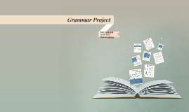 3rd Grammer Project