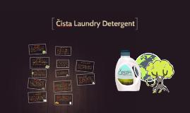 Cista Laundry Detergent