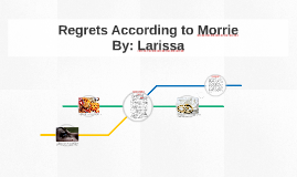 Copy of Regrets According to Morrie