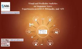 Visual and Predictive Analytics on Singapore News