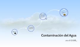 Conntaminación del Agua