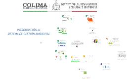 Copy of Acercamiento al Sistema de Gestión Ambiental
