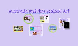 Australia and New Zealand Art