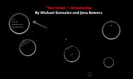 """""""The Street """"- Octavio Paz"""