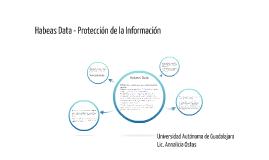 Habeus Data
