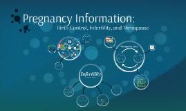 Pregnancy Information: