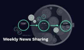 Weekly News Sharing