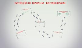 INSTRUÇÃO DE TRABALHO - ROTOMOLDAGEM