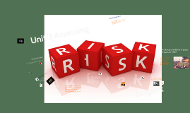 Copy of Unit 3:Assessing Risk in Sport