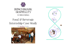 Food & Beverage Intership Case Study