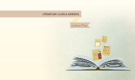 Literatura Clásica Oriental