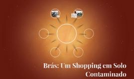 Brás: Um Shopping em Solo Contaminado
