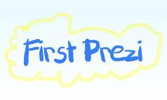 First Prezi