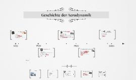 Geschichte der Aerodynamik