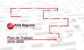 Plan de Trabajo 2015-2016