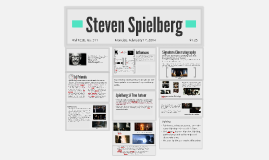 Copy of Steven Spielberg