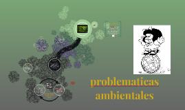problematicas ambientales