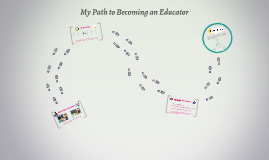 My path to becoming an educator