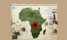 African Studies Lecture 3