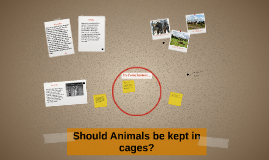 """it is cruel to keep animals in cages Keeping animals in zoos is unethical""""  prevention of cruelty to animals the  moot  animals are captured and kept in cages these animals are being denied."""