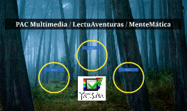 PAC Multimedia / LectuAventuras / MenteMática