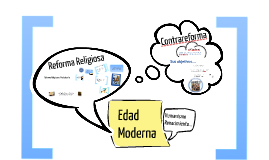 Copy of Reforma Protestante y Contrareforma