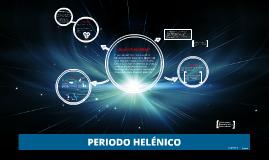 Escuelas de pensamiento filosófico del periodo Helénico
