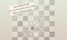 Copy of Mary Wollstonecraft