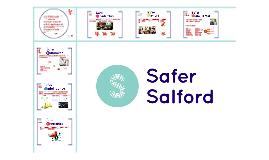 Safer Salford November 2016 updates