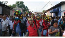 Religiosidad y espiritualidad del municipio de Santiago Nonualco 2014