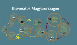Kisvonatok Magyarországon