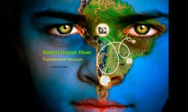 Hazrat Inayat Khan: Transpersonal Musician