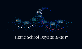 Home School Days 2016-2017