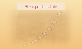 Copy of Abe's Time line