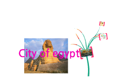 City of egypt