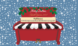Copy of Musical Christmas card