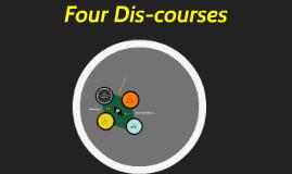 Four Dis-courses