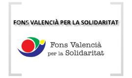 Fons Valencià per la Solidaritat