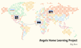 Angels Home Learning Project