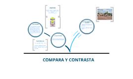 Copy of Compara y contrasta