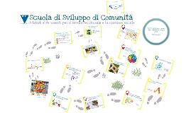 Scuola di Sviluppo di Comunità 2016-2017