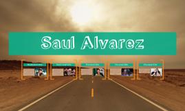 Saul Alvarez